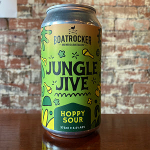 Boatrocker Jungle Jive Hoppy Sour