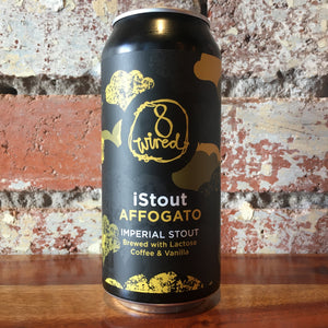 8 Wired iStout Affogato Imperial Coffee Milk Stout