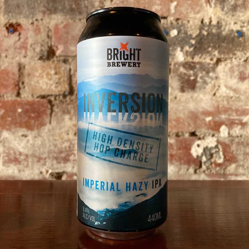 Bright Inversion Imperial Hazy IPA