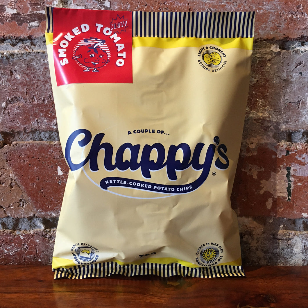 Chappy's Smoked Tomato Chips