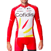 Maillot manches longues Cofidis 2020