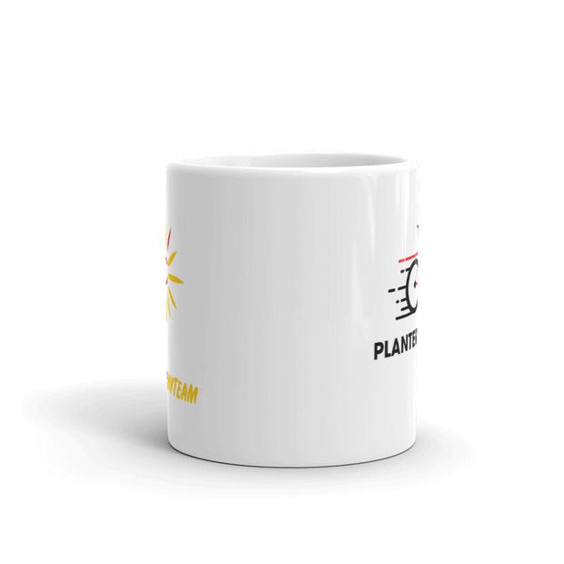 "Mug ""Planter une mine"" - Team-Cofidis"