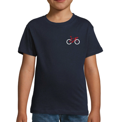 T-shirt vélo CO Junior