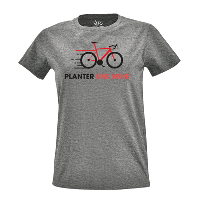 "T-shirt ""Planter une mine"" Femme - Team-Cofidis"