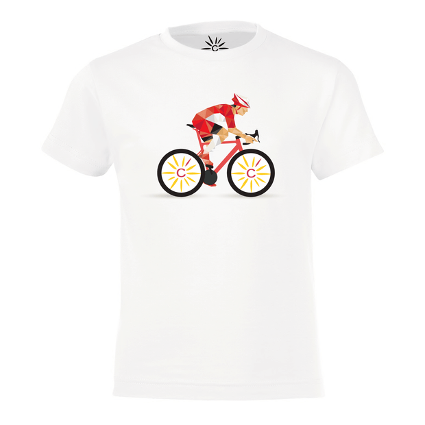 T-shirt Cofidis coureur Junior - Team-Cofidis