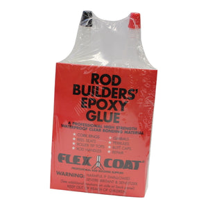 Flex Coat Rod Builder Epoxy Glue 4 oz.