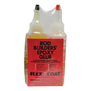 Flex Coat Rod Builders Epoxy Glue 8oz.