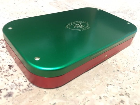 Richard Wheatley Holiday Hybrid Aluminum Fly Box