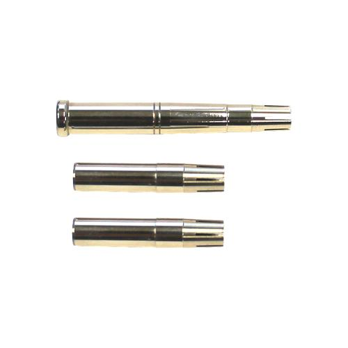 Uniferrule Truncated Length-2 Male and 1 Female Set