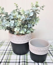 Load image into Gallery viewer, Flower pots set/2