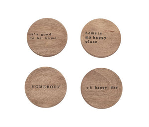 Homebody coasters