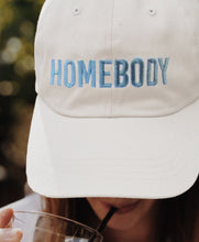 Load image into Gallery viewer, HOMEBODY baseball cap