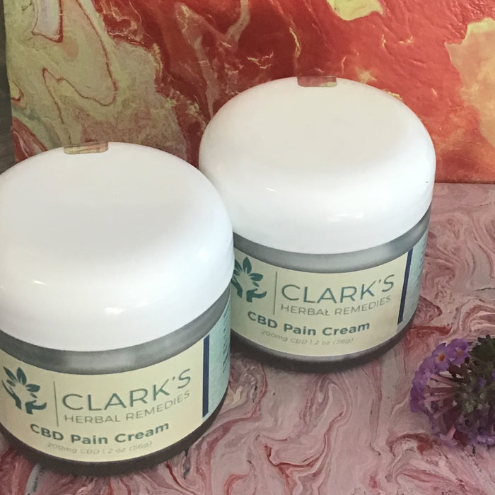 Clark's CBD Pain Cream