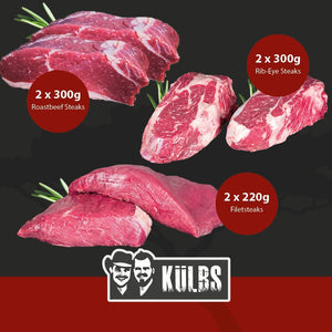 Gourmet-Paket: Namibia *Steak* it easy!