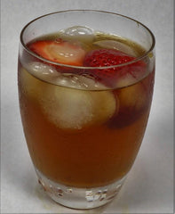 Loose Leaf Earl Grey Tea - Iced With Strawberries