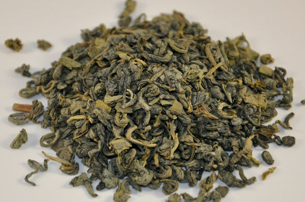 Organic Loose Leaf Green Tea From The Embassy House Pouch