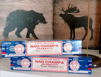 Satya Sai Baba Nag Champa incense Buy 3 have 1 free