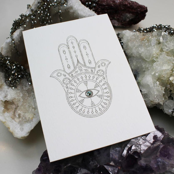 Hamsa - For Protection