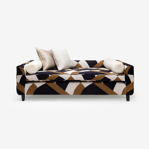 De Walden Street Day Bed, Luxury Furniture, Contemporary Interiors