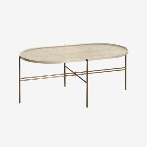 Loom, Coffee Table, Luxury Furniture, Contemporary Interiors, Wooden Top, Modern Living Room