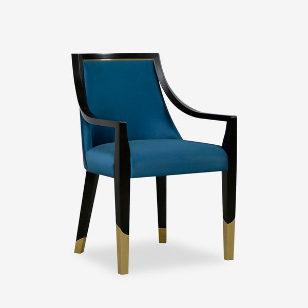 Decca X Accouter, Dining Chair, Bespoke Furniture, Living Room