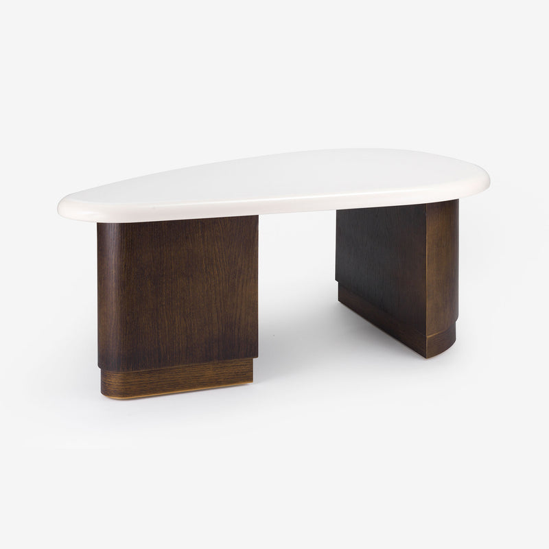 Bazaar, Coffee Table, Contemporary Interiors, Wood, Curved Lines, Luxury Furniture, Living Room