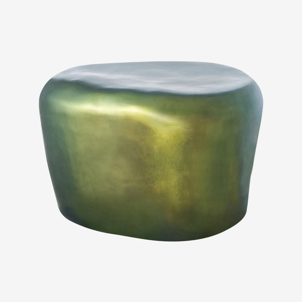 Iridescent Lacquered Fiberglass, Stool, Inperfetto Lab, Colourful Design, Bold Design, Contemporary Living
