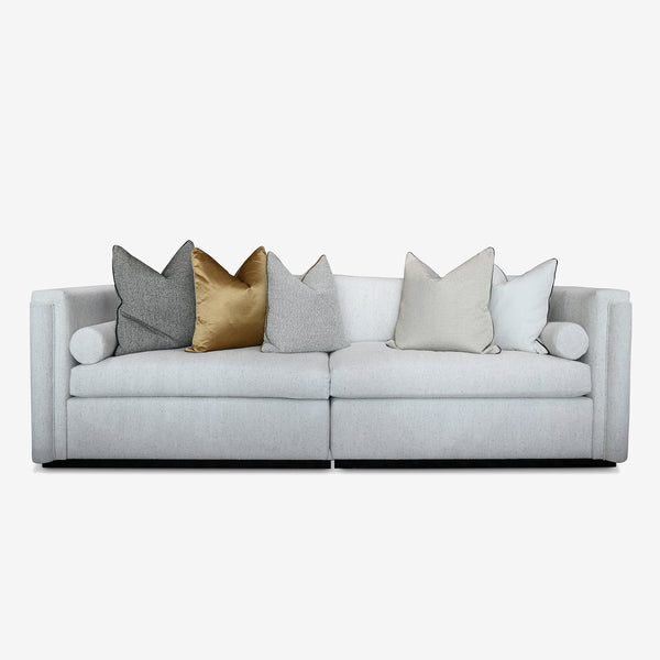 Bazaar, Upholstery, White Sofa, Contemporary Design, Modern Interiors, Luxury Furniture
