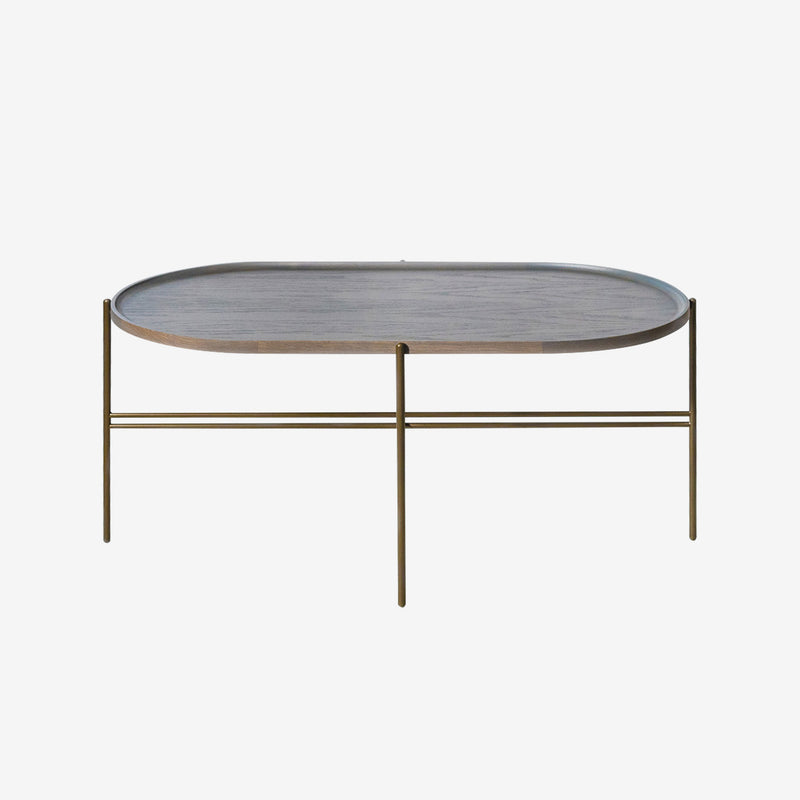 Coffee Table, Loom Furniture, Wood, Metal, Luxury Furniture