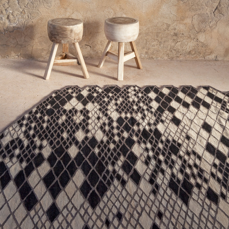 Nanimarquina, Rug, Wool, Handmade, Contemporary design