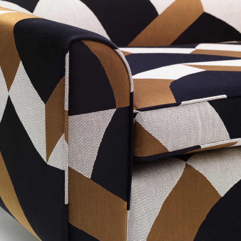 Bazaar, Luxury Furniture, Day Bed, Contemporary Design, Bold Fabric