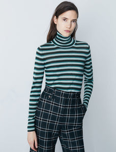 Marella Wool Polo Neck Jumper