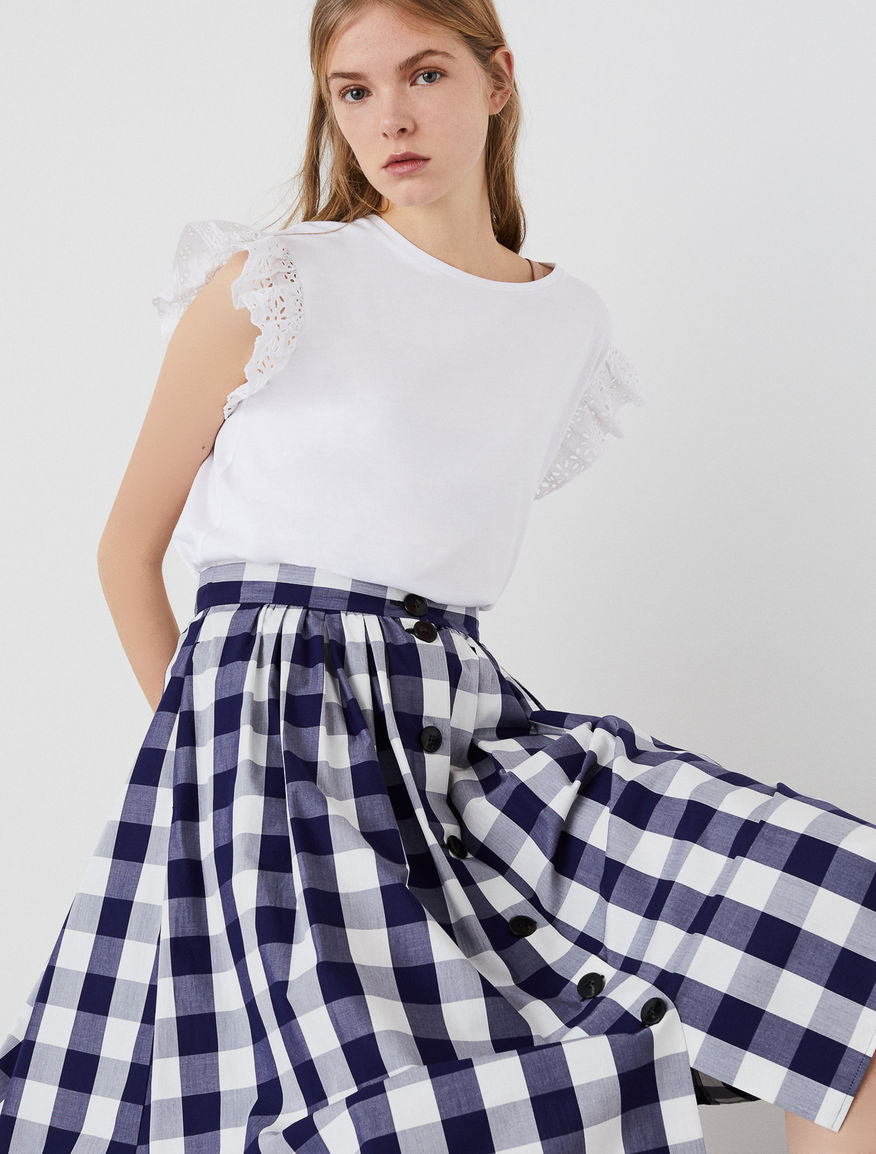 Emme Patterned Skirt