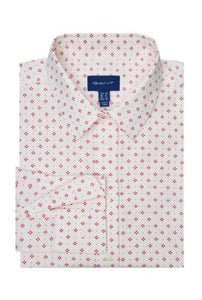 GANT Fairly Dot Stretch Broadcloth Shirt