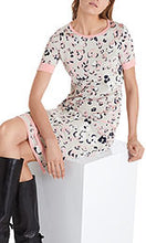 Load image into Gallery viewer, Marccain Pink/Beige Print Knit Skirt
