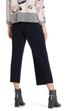 Load image into Gallery viewer, Marccain Navy Wool Culottes
