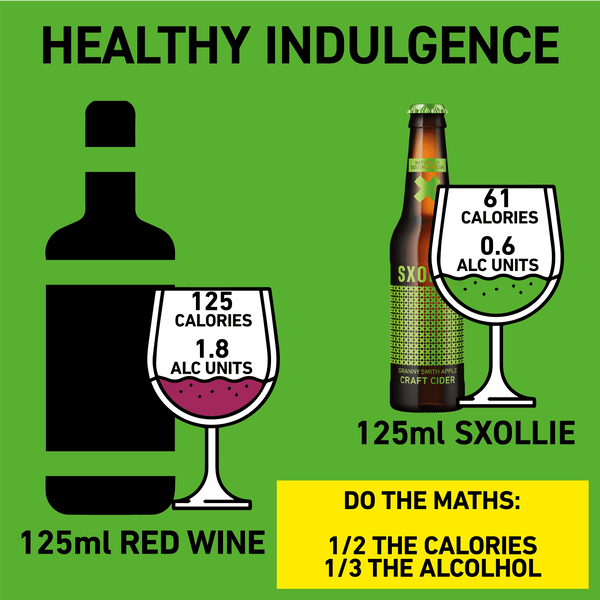 SXOLLIE - HEALTHY INDULGENCE WHEN WE NEED IT MOST