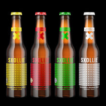 Load image into Gallery viewer, SXOLLIE Mixed case - 24 Bottles 330ml - Sxollie