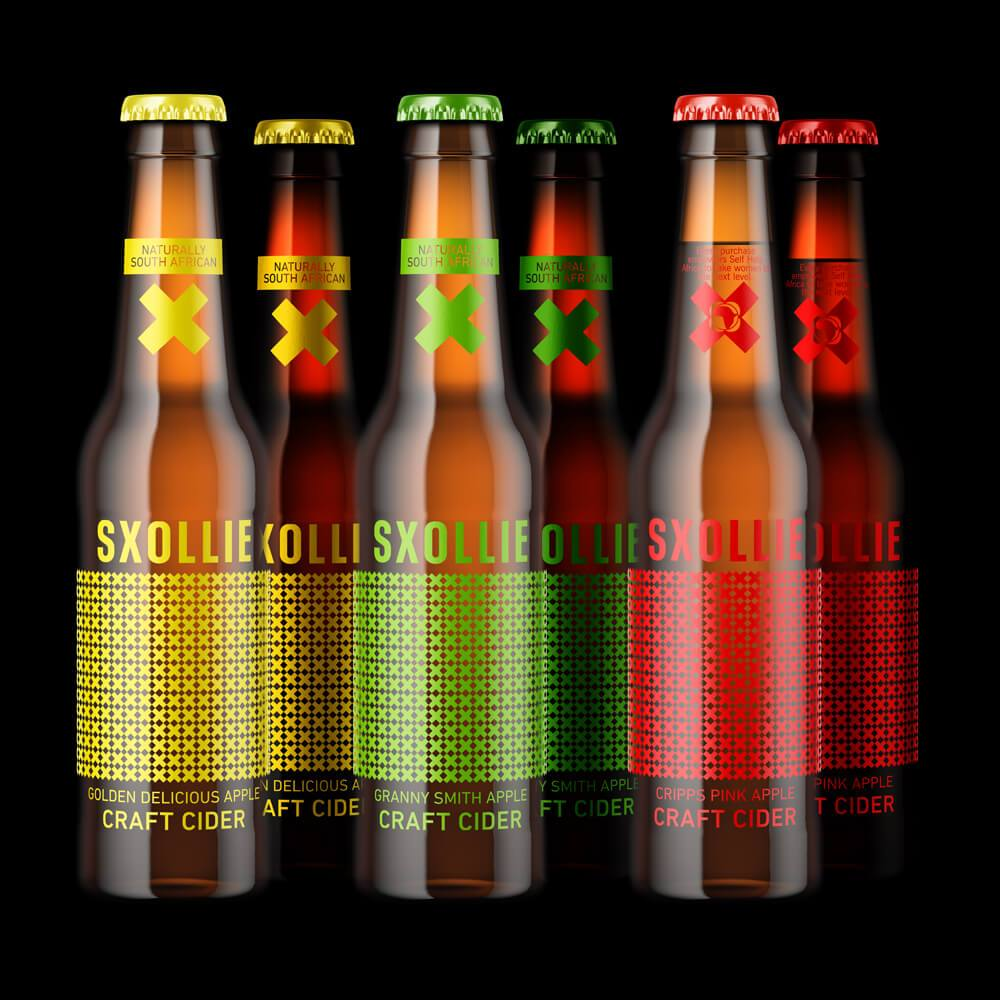 SXOLLIE Supply -72 Bottles (330ml)