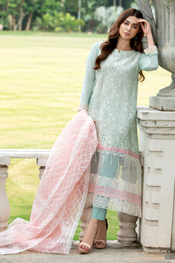 2589-AQUA-HAZE EMBROIDERED LAWN UNSTITCHED