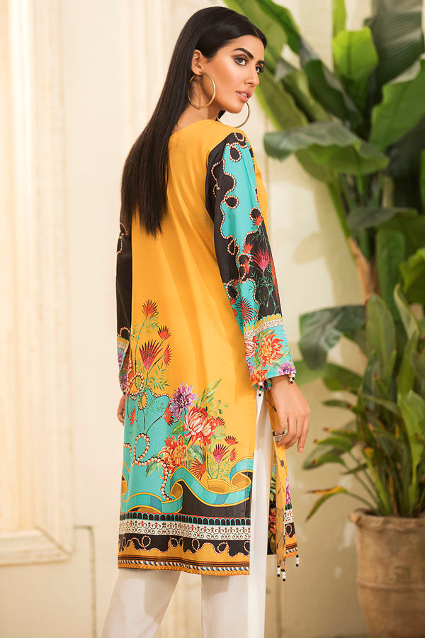 2637-TULIP-TREE DIGITAL PRINTED LAWN STITCHED