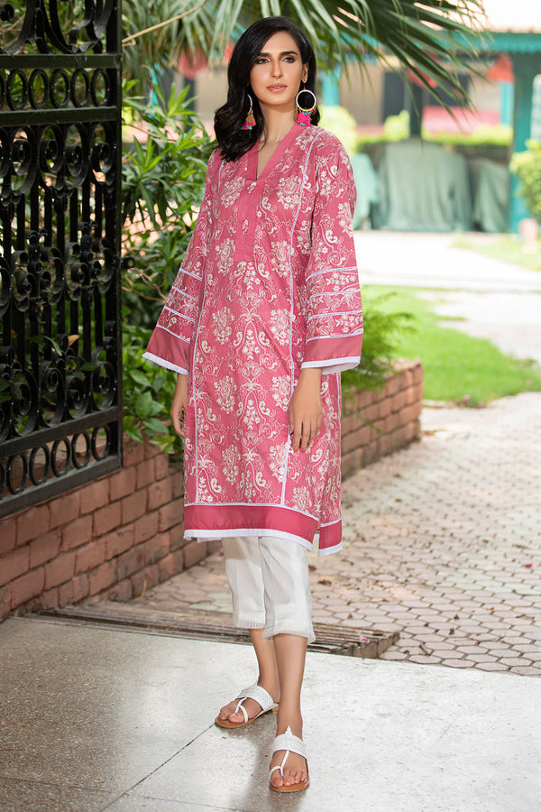 2481-LIGHT-CORAL EMBROIDERED LAWN STITCHED