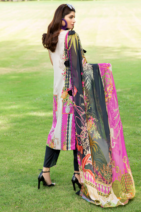 2545-MULBERRY DIGITAL PRINTED LAWN UNSTITCHED