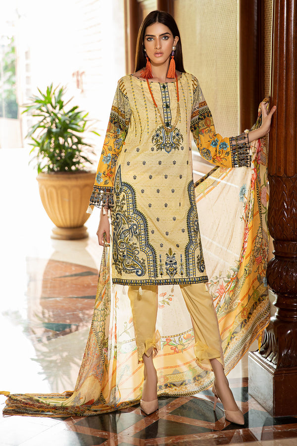 2602-DUST-STORM DIGITAL PRINTED LAWN UNSTITCHED