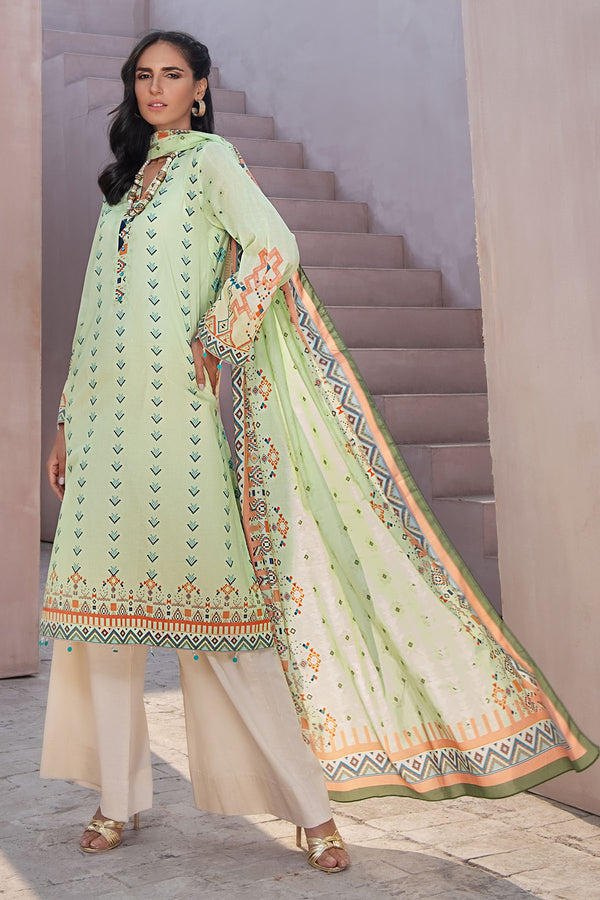 2838-PRINT-A DIGITAL PRINTED LAWN UNSTITCHED