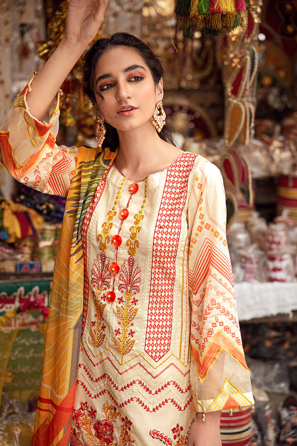 2871-MOONSTONE DIGITAL PRINTED LAWN UNSTITCHED