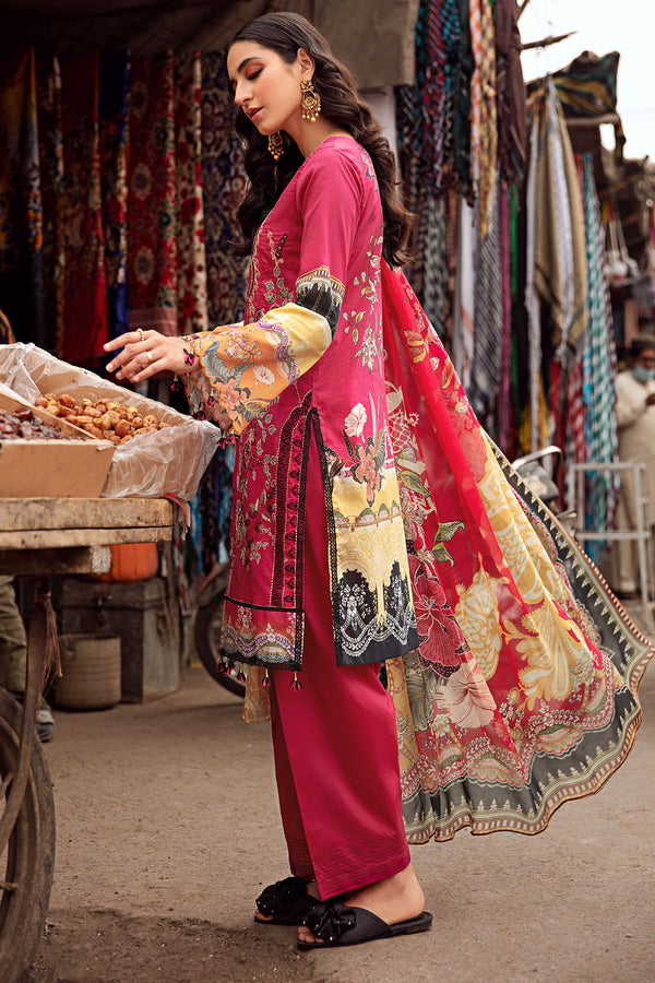 2875-FALL-NIGHT DIGITAL PRINTED LAWN UNSTITCHED