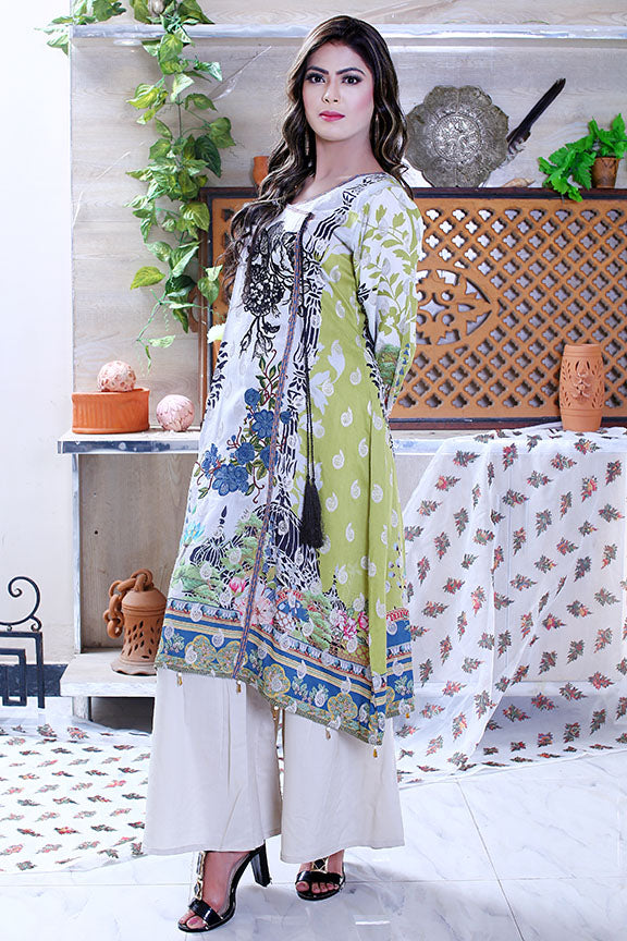 0028-PRINT-A DIGITAL PRINTED LINEN UNSTITCHED