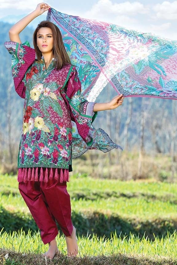 1781-PRINT-B DIGITAL PRINTED LAWN UNSTITCHED