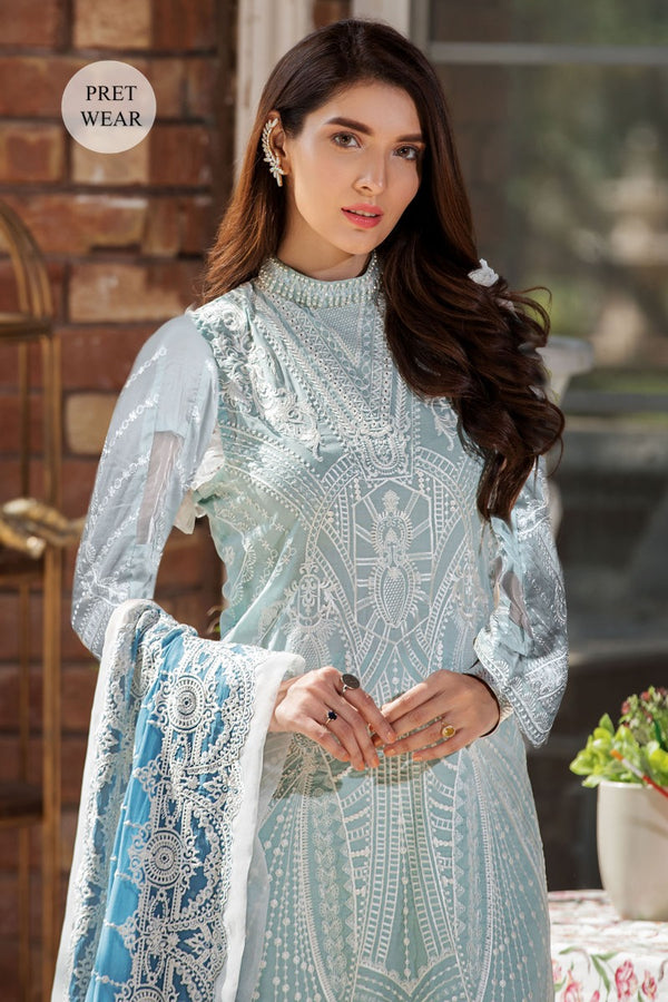 2447-JET-STREAM EMBROIDERED LAWN STITCHED